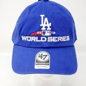 47 Brand - 2018 L.A.Dodgers 2018 World Series Cap